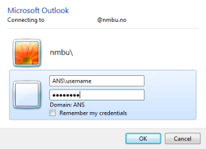 innlogging-outlook